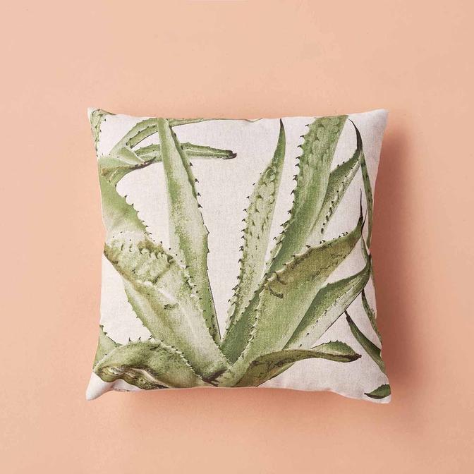 Plant Kırlent Yeşil (45x45 cm)