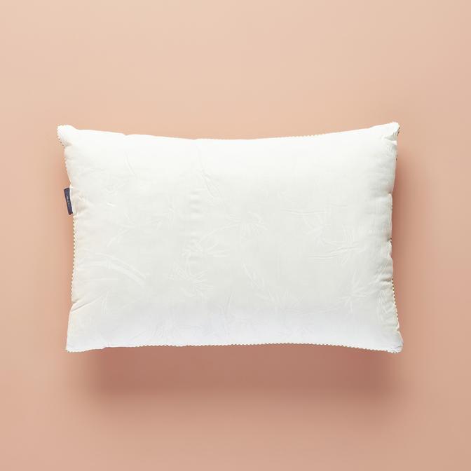 Fluffy Bambu Yastık Beyaz (50x70 cm)