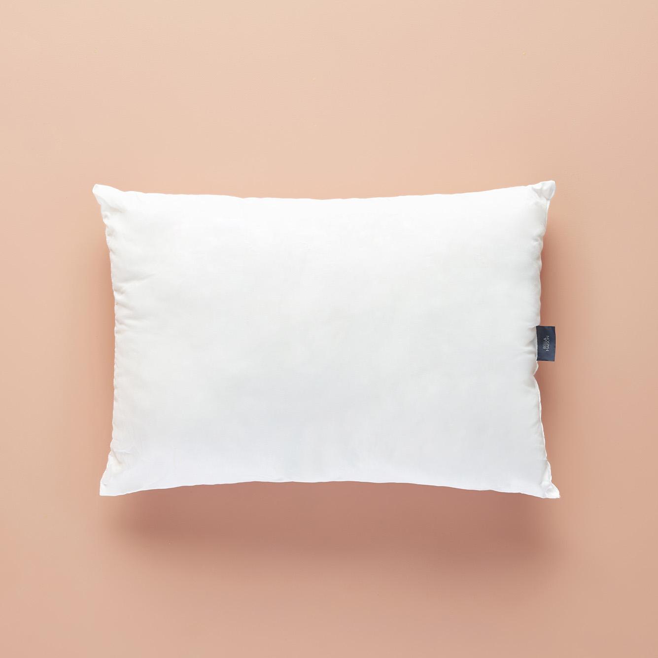 Puffy Microfiber Yastık Beyaz (50x70 cm)