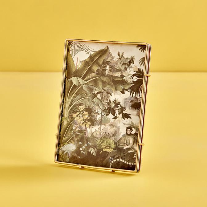 Daisy Dekoratif Çerçeve (13x2x18 cm)