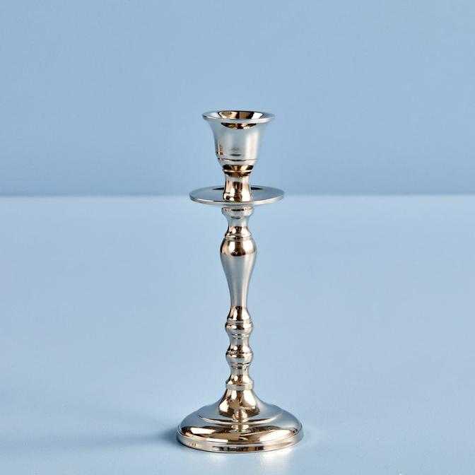 Vicco Mumluk Gümüş (19x7x7 cm)