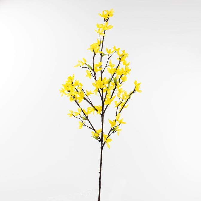 Forsythia Yapay Çiçek Sarı (95 cm)