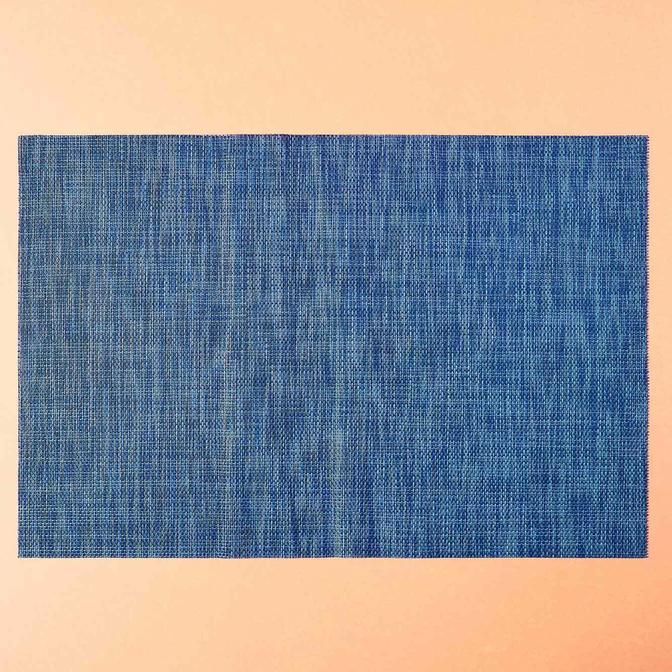 Frame Amerikan Servis Lacivert (45x30 cm)