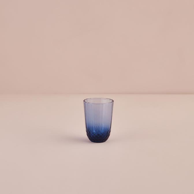 Colore Kesme Long Bardak Mavi (255 cc)