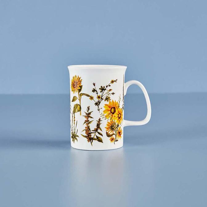 Sunflower Porselen Kupa (250 ml)
