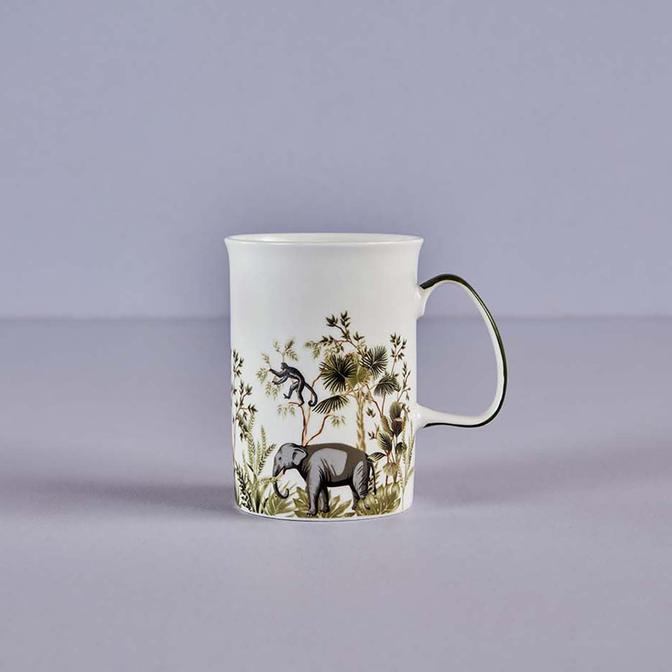 Animal Porselen Kupa (250 ml)