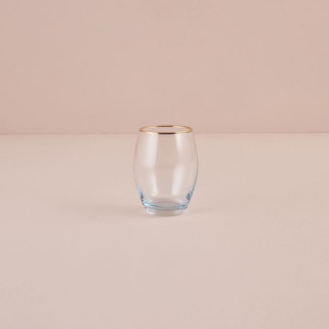 İtalya Meşrubat Bardağı Turkuaz (390 cc)