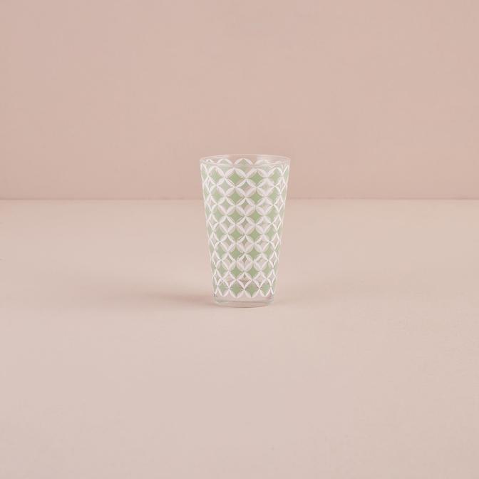 Dama Su Bardağı Yeşil (395 cc)
