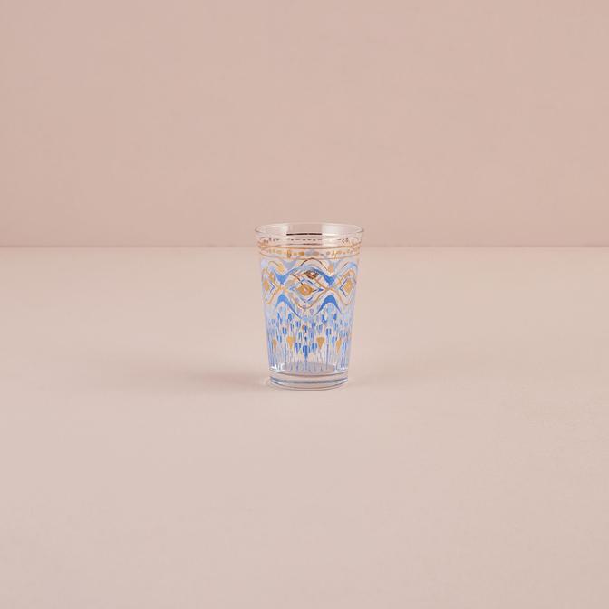 Eclectic Su Bardağı Mavi (290 cc)