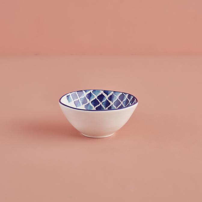 Blue Tile Seramik Çorba Kasesi (16 cm)