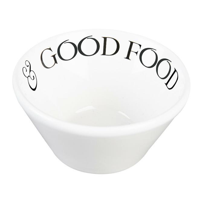 Motto Seramik Çerezlik Good Food (10 cm)
