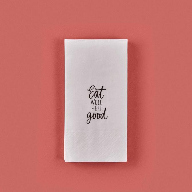 Eat Well 24'lü Peçete