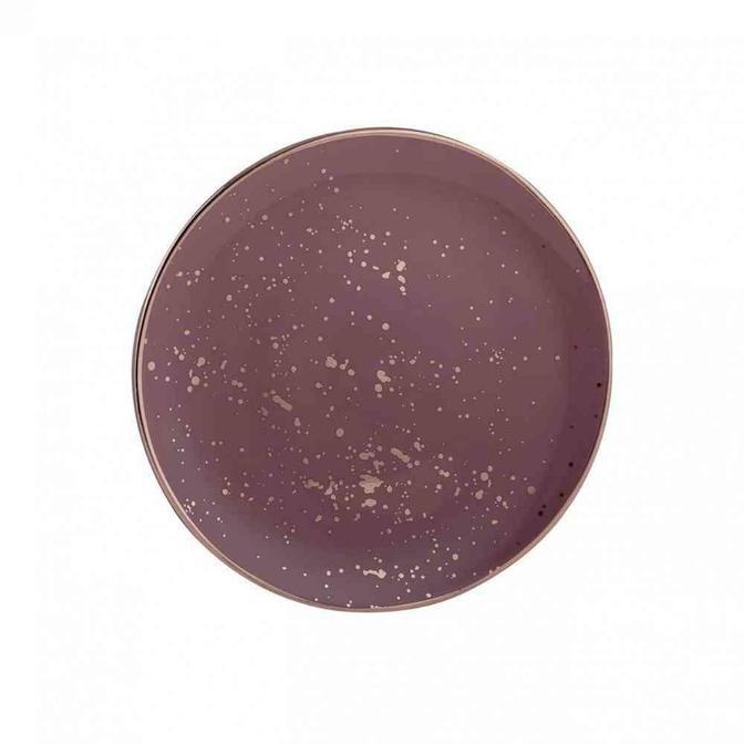 Sprinkle Gül Kurusu Pasta Tabağı (21 cm)