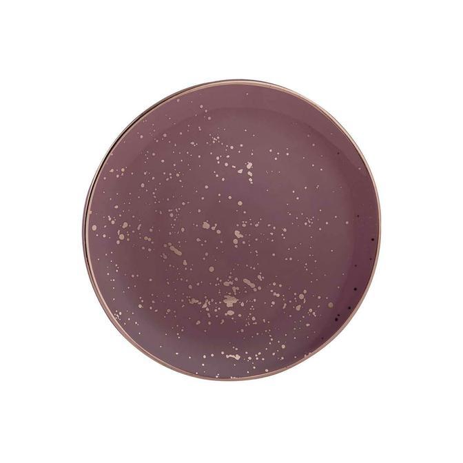 Sprinkle Gül Kurusu Servis Tabağı 6'lı (26 cm)