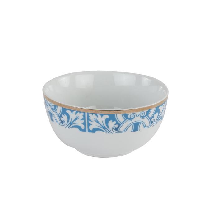 Azul Porselen Çorba Kasesi Mavi 6'lı (14 cm)
