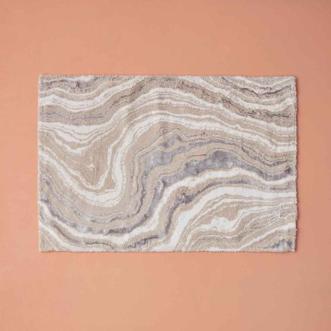 Wilby Banyo Paspası Ekru (60x90 cm)
