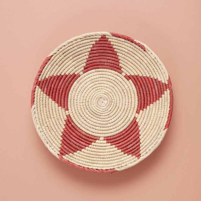 Candy Duvar Tabağı Mix (34x5 cm)