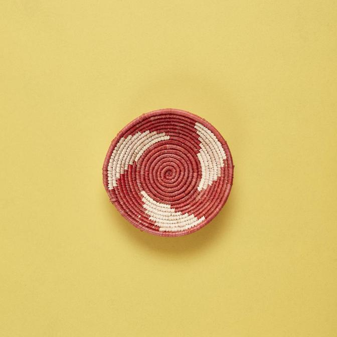 Hayley Mini Duvar Tabağı Mix (20x4 cm)