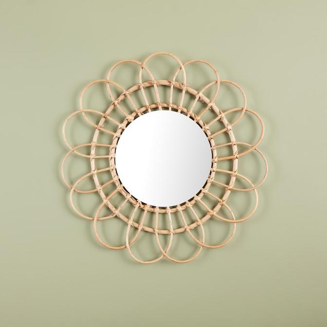 Daisy Dekoratif Ayna (49 cm)