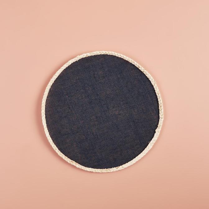 Lil Amerikan Servis Lacivert (36x36x3 cm)