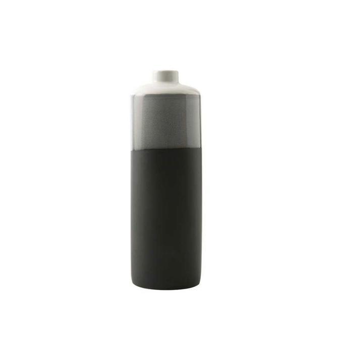 Smoky Siyah Vazo (29 cm)