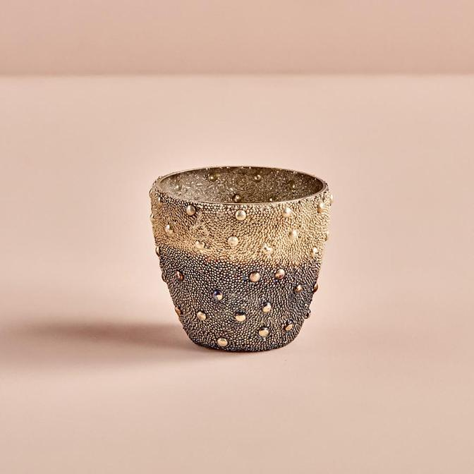 Geneseo Cylinder Mumluk Gold (8x8,5 cm)