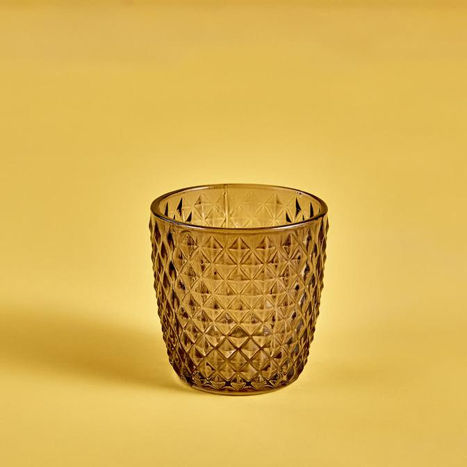 Marilu Stripes Mumluk Antrasit (8x7,3 cm)