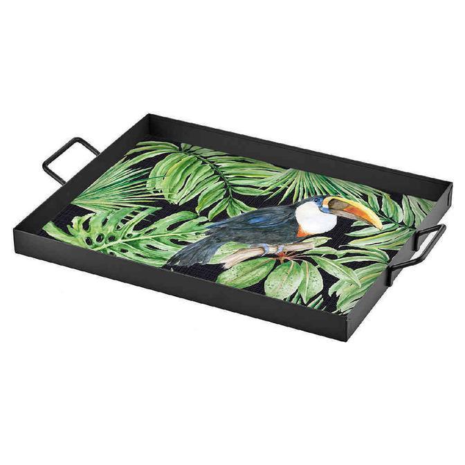 Parrot Tepsi (40x30 cm)