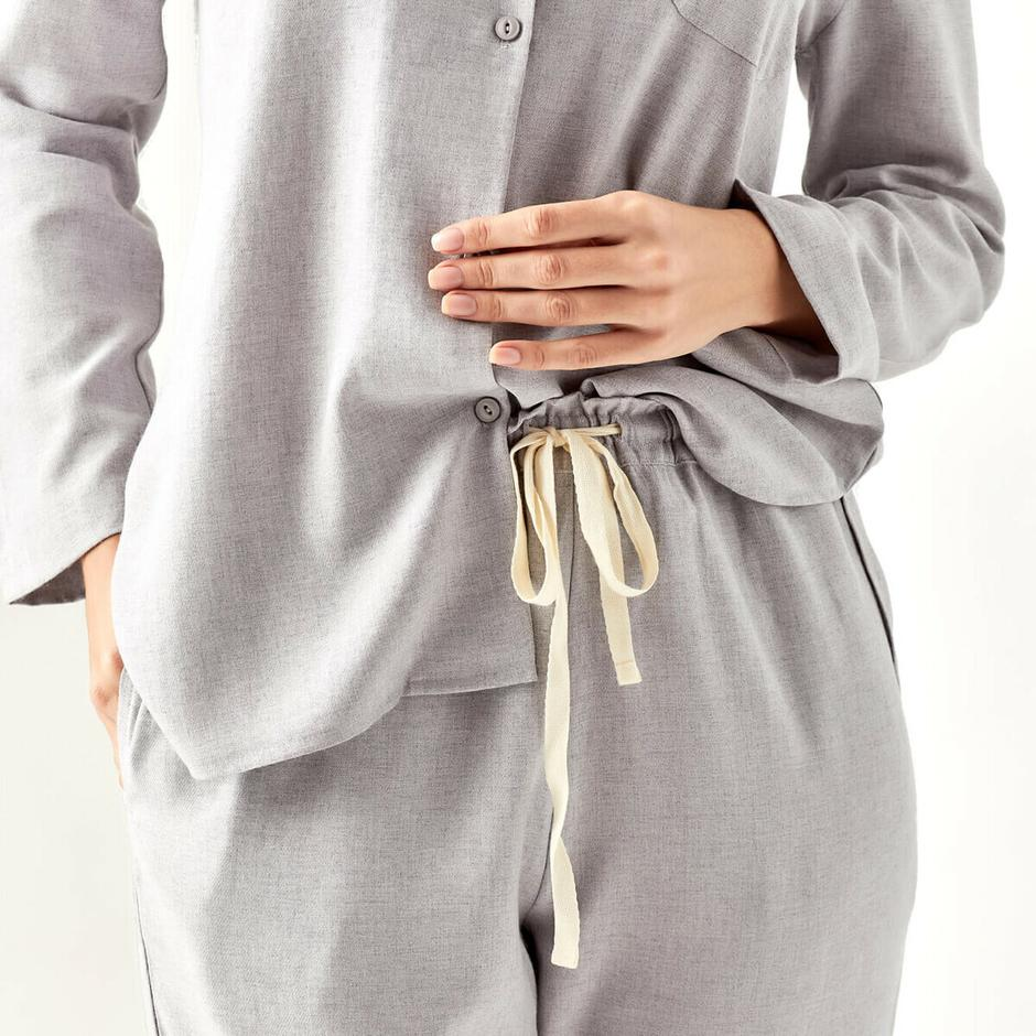 Bonne Nuit Gri Pijama Altı