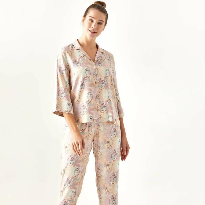 Face Pudra Pijama Altı