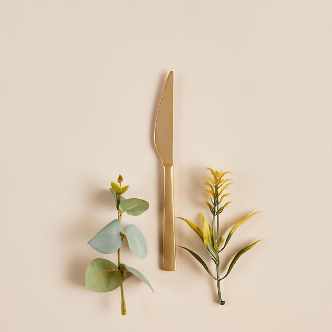 Gold Tatlı Bıçağı