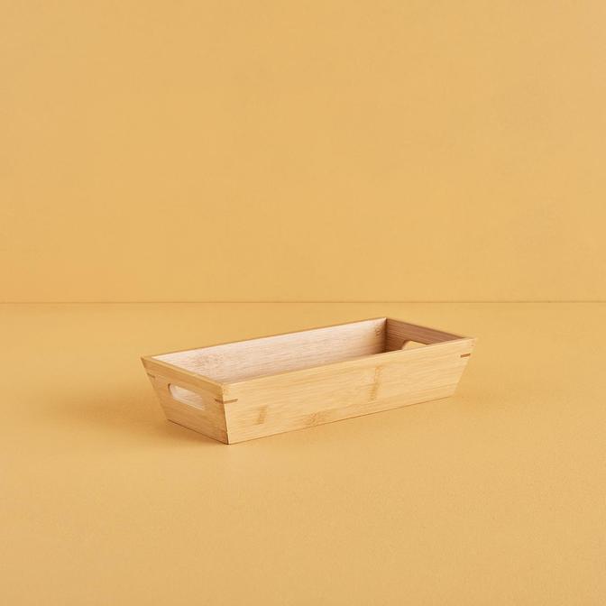 Bambu Ekmek Sepeti (33x15 cm)