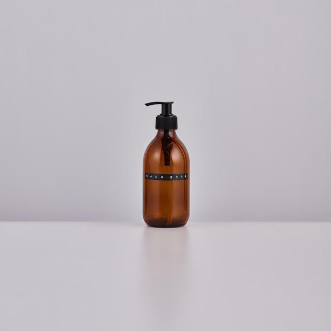 Hand Sıvı Sabunluk Amber (300 ml)