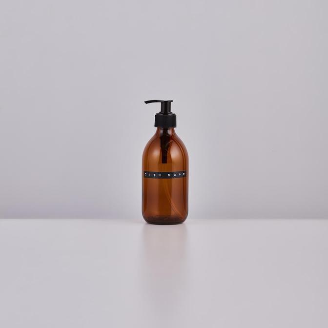 Dish Sıvı Sabunluk Amber (300 ml)