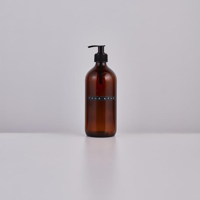 Hand Sıvı Sabunluk Amber (500 ml)