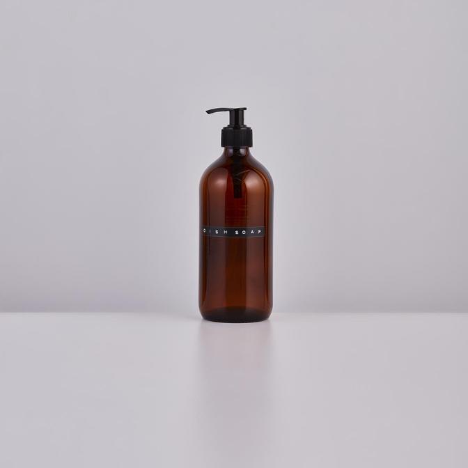 Dish Sıvı Sabunluk Amber (500 ml)